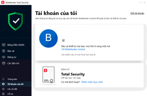 Bitdefender Total Security 2021 photo review
