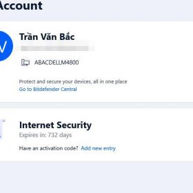Bitdefender Internet Security 2020 photo review